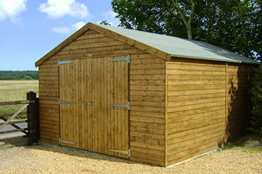 Garages & Cart Sheds