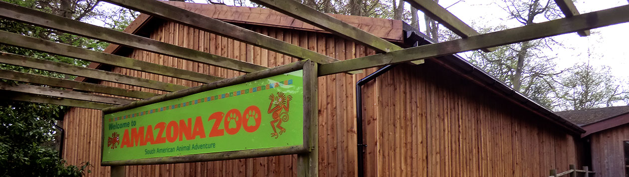 Large extension to existing building for children's play area, Amazona Zoo, Cromer, Norfolk
